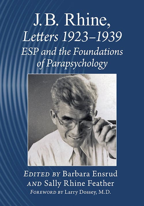 J. B. Rhine, Parapsychology