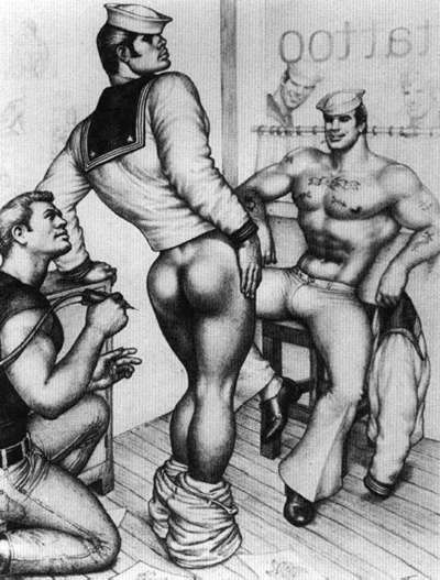 navy gay porn